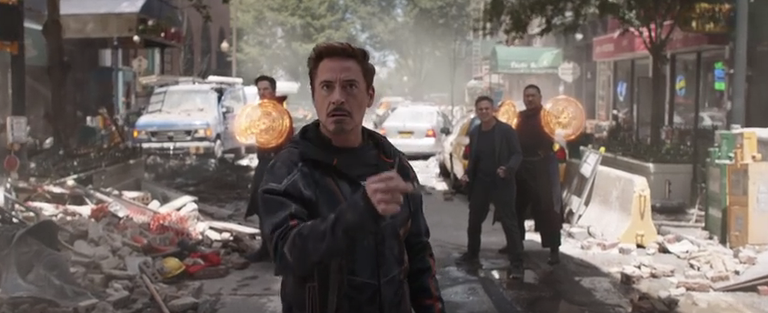 Avengers-infinity-war-in-New-York