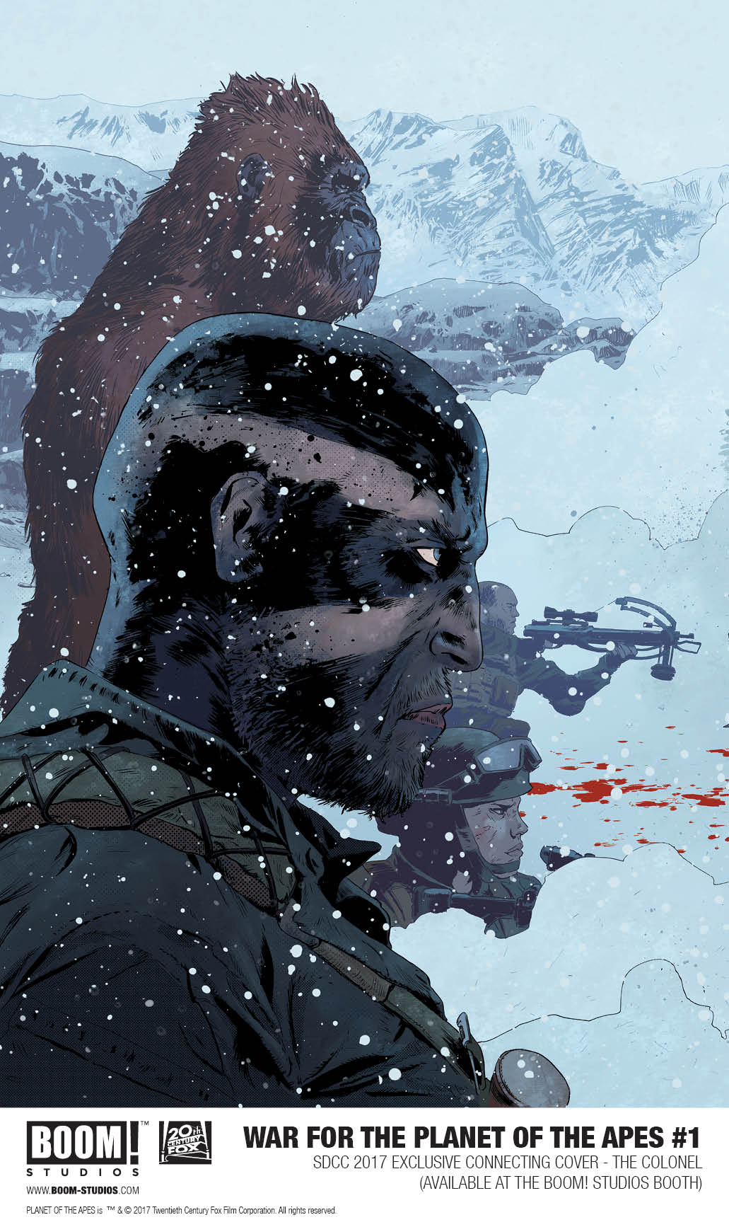 BOOM_SDCC17_WarForThePlanetOfTheApes_001_Exclusive_TheColonel