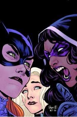 Batgirl and Birds of Prey b