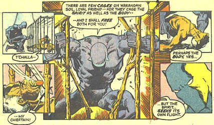 Black Panther 2 page