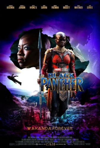 Fan Made Posters For Marvel Studios Black Panther Fanboy Planet