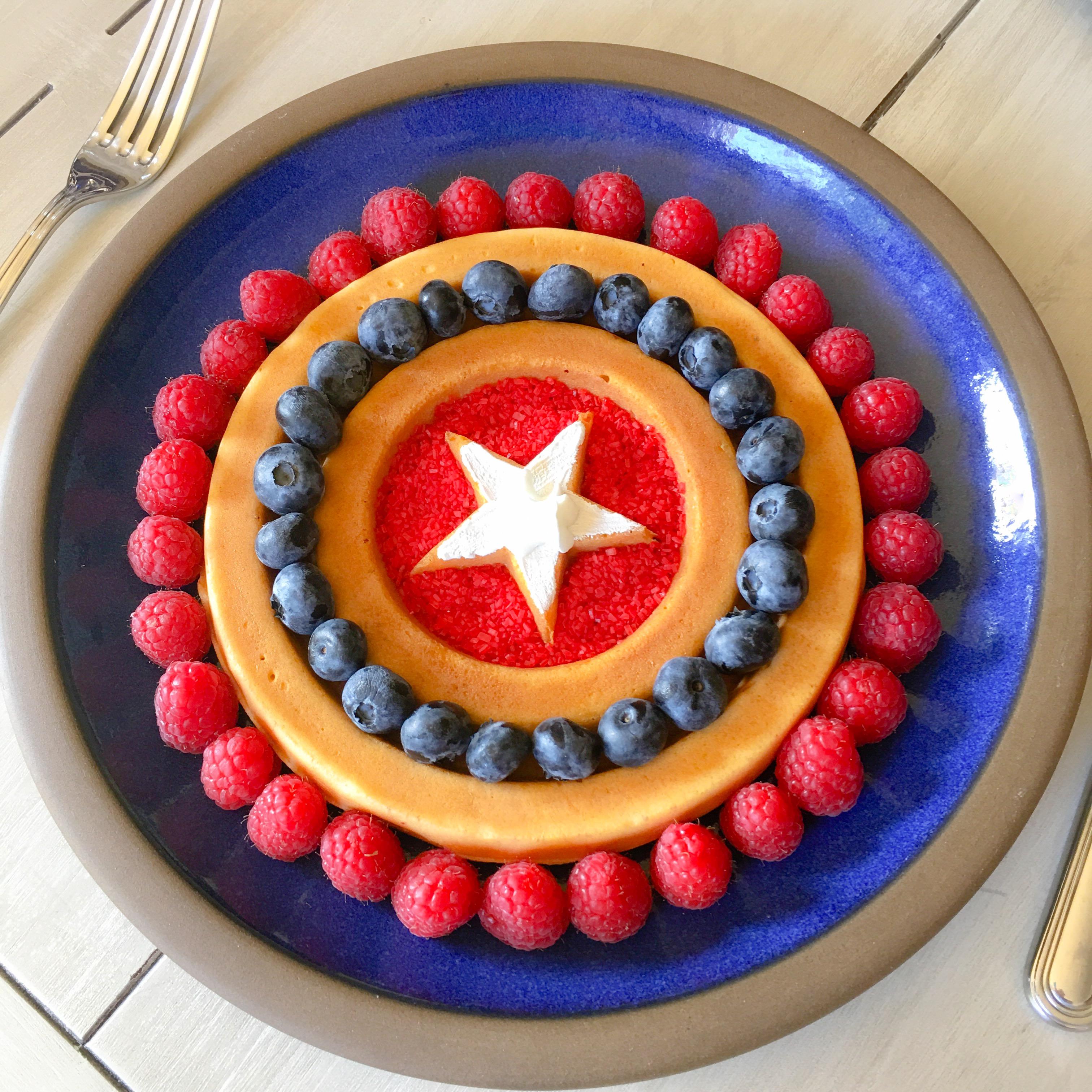 Cafe-222_Captain-America-Waffle