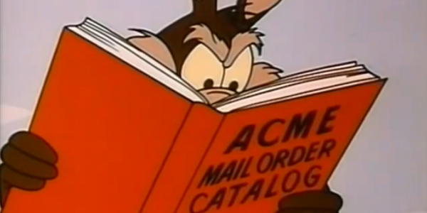 Image result for coyote v acme