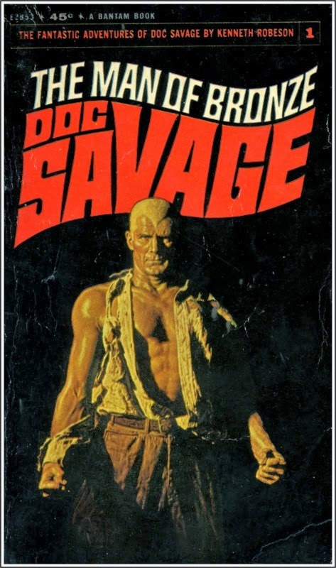 DOC-SAVAGE-MAN-OF-BRONZE-1964-art-by-James-Bama-8×6