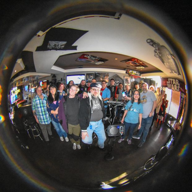 Fisheye Audience!