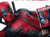 Deadpool Blu Ray Banner