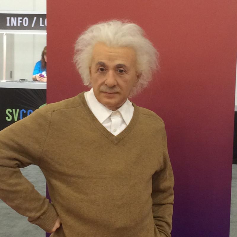 Einstein-Wax 1