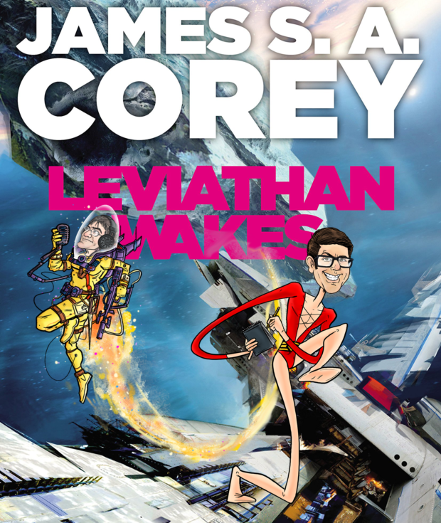 Interview with James S.A. Corey
