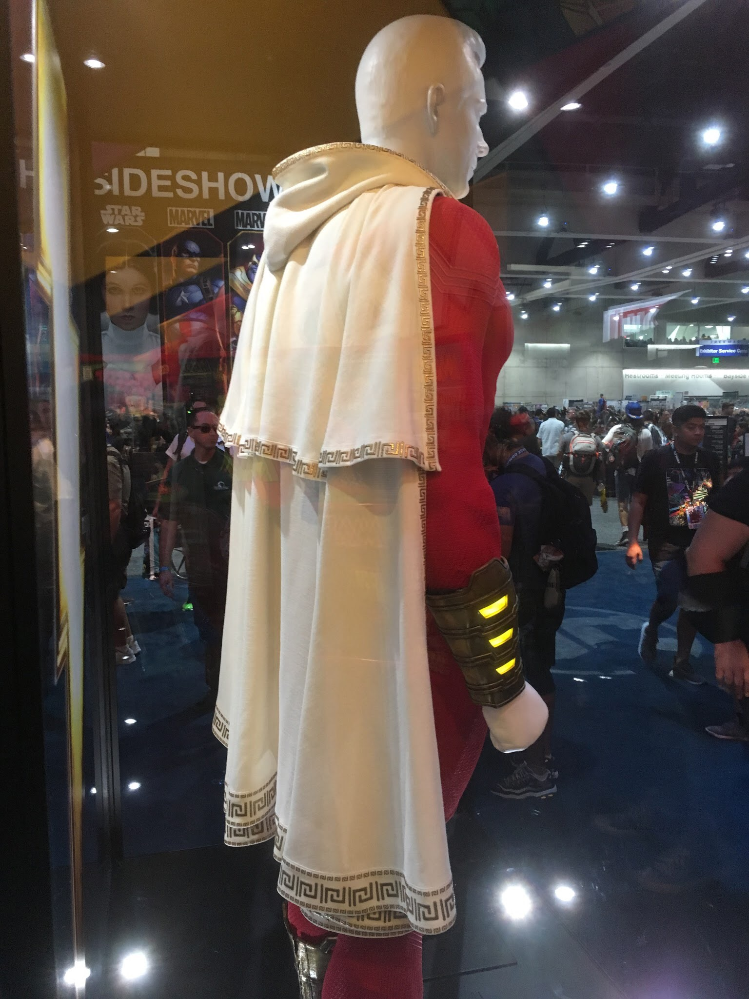 Shazam cape