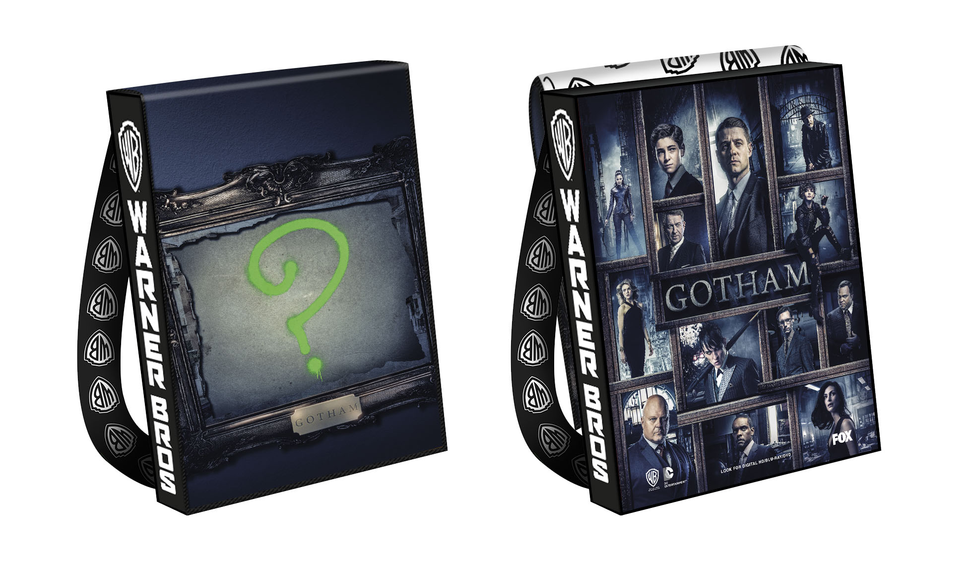 GOTHAM 2016 Comic-Con Bag