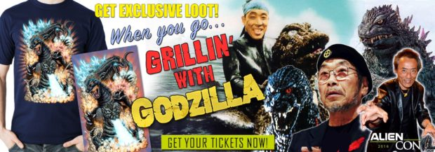 grillin-with-godzilla-alien-con-2016