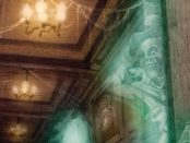 Haunted Mansion Banner