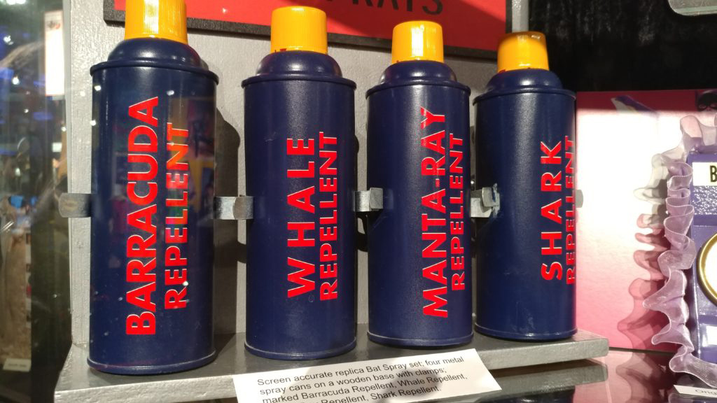 Hollywood-Museum-Batman-Shark-Repellent