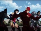 Justice League vs Teen Titans 1