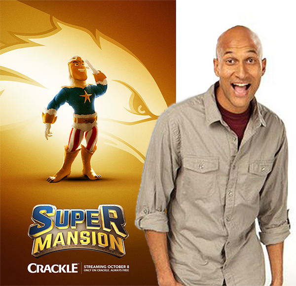 Keegan-Michael Key is American Ranger!