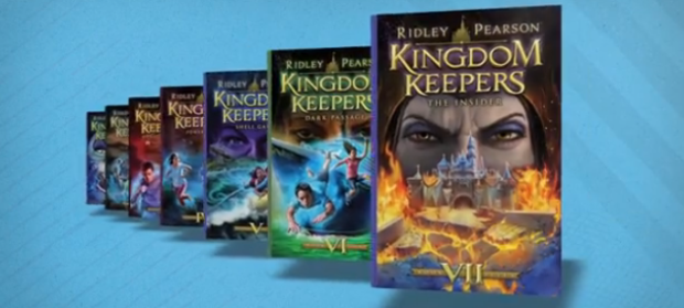kingdom-keepers-books
