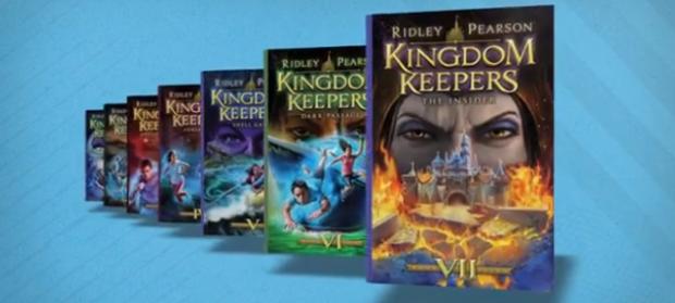 kingdom-keepers-books