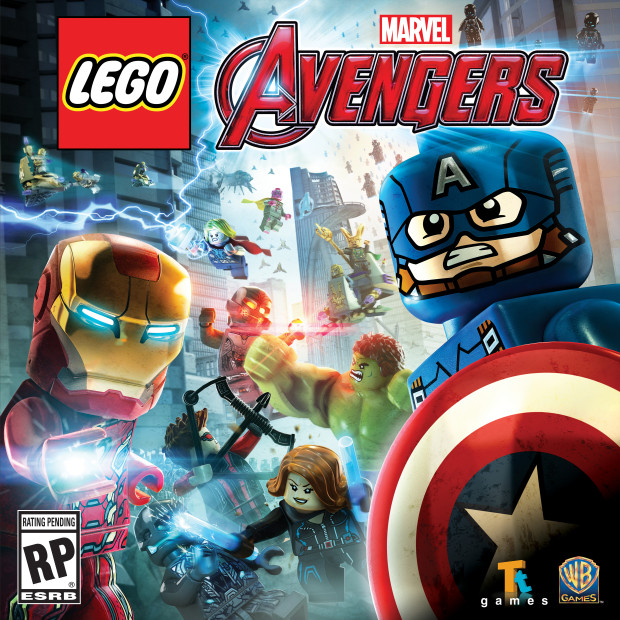 Civil War and Ant-Man Offered As DLC For LEGO Marvel's Avengers ...