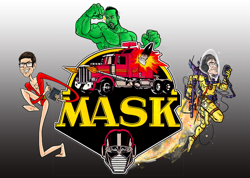 M.A.S.K. and the Fanboys