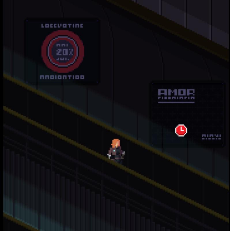 Murder Escalator