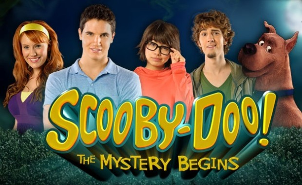 Scooby Doo The Mystery Begins Daphne