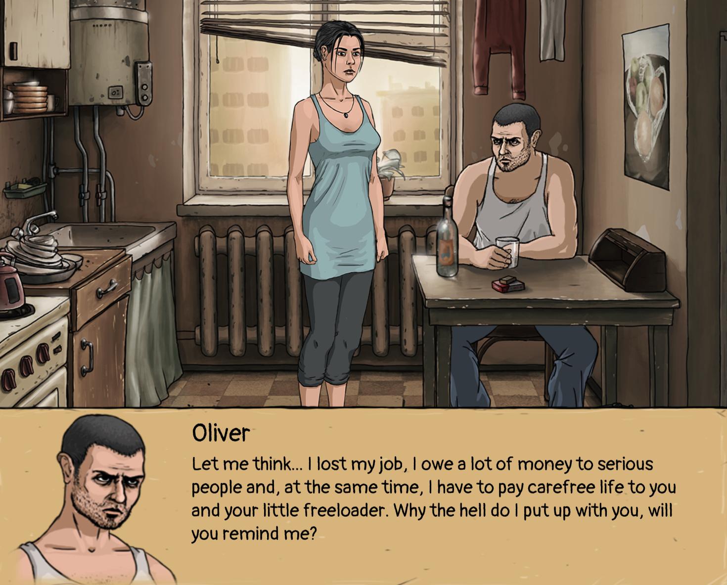 Oliver-Speech