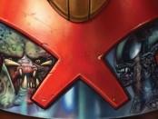 Predator vs Judge Dredd vs Aliens banner