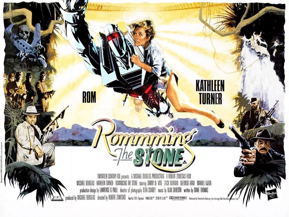 ROMMancing the Stone