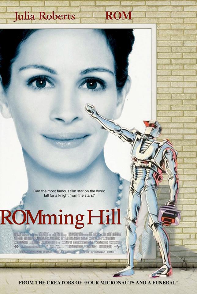 ROMming-Hill