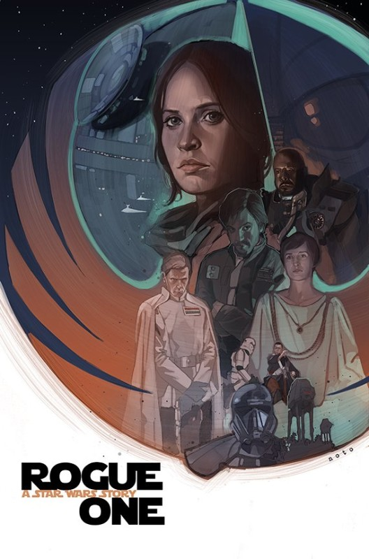 Rogue One Phil Noto