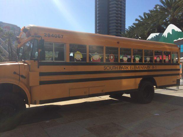 SDCC-south-park-schoolbus