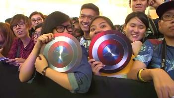 SingaporeCaptainAmericaFans