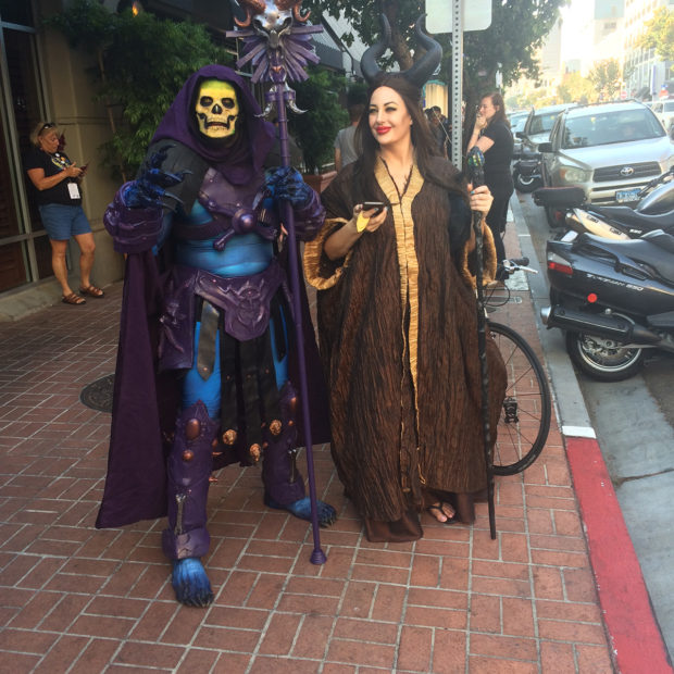 Skeletor-and-Maleficent