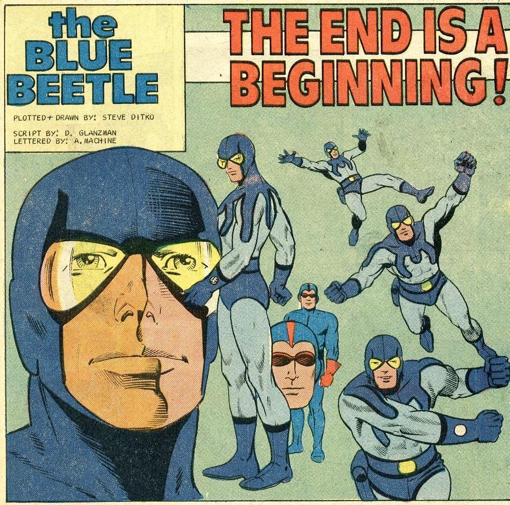 Steve-Ditko-Blue-Beetle