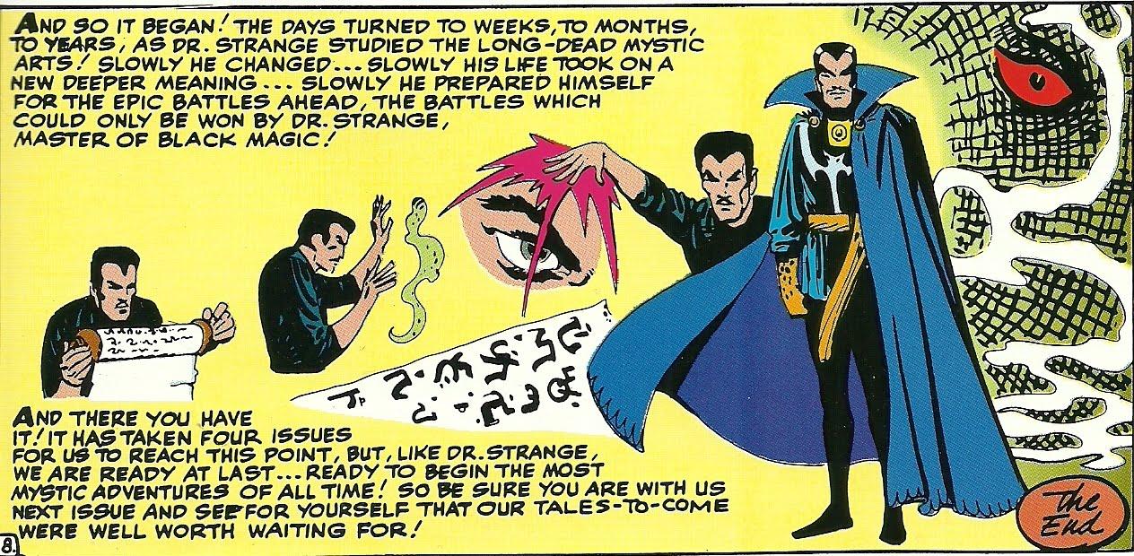 Steve-Ditko-Doctor-Strange-Origin