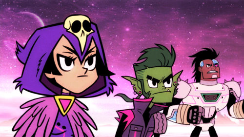 A teen titans go story so big four nights begin to shine fanboy planet - The night begins to shine full episode ...