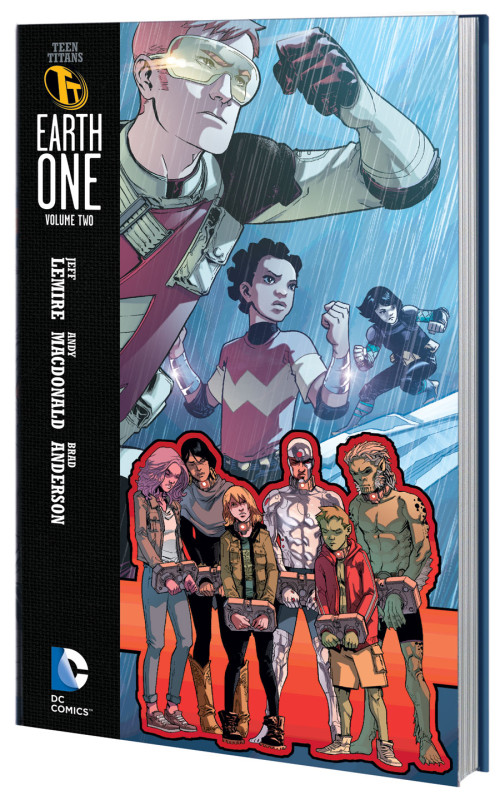 Teen Titans Earth One 2