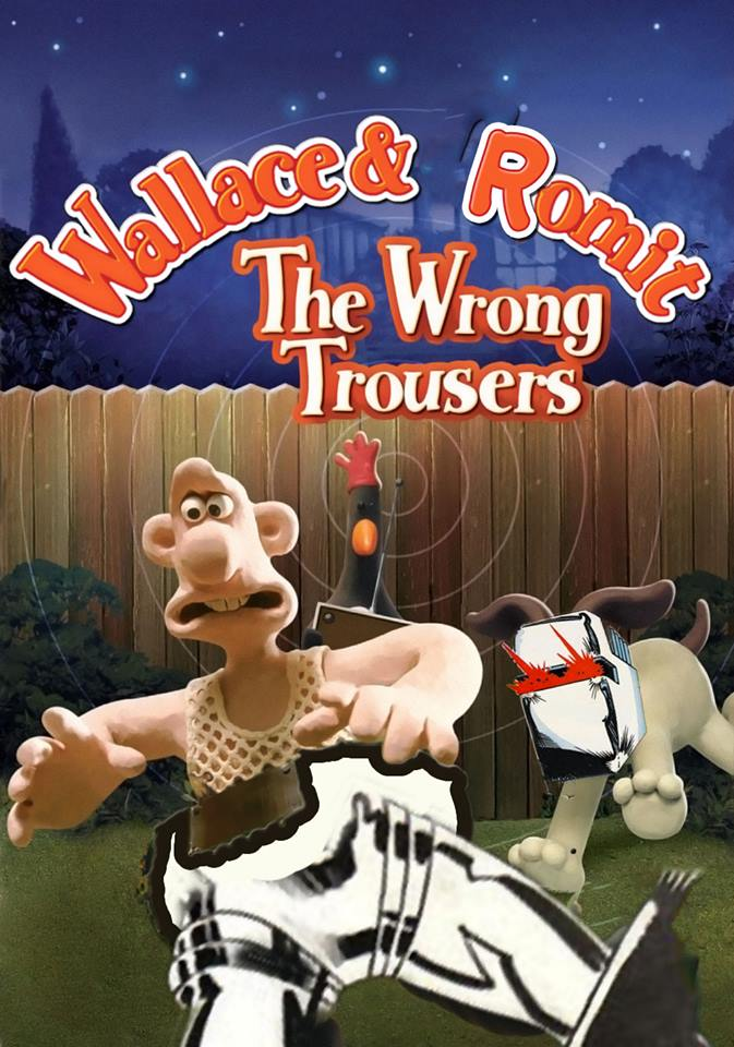 Wallace-and-ROMit