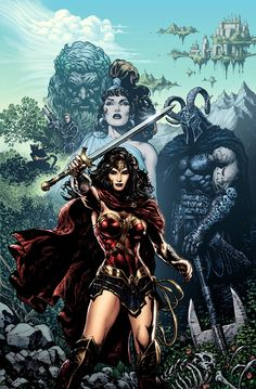 Wonder Woman Rebirth 2