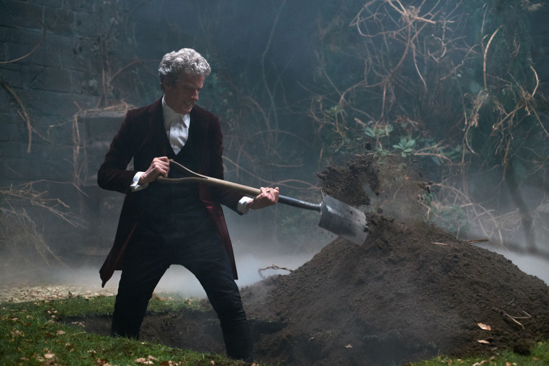 WARNING: Embargoed for publication until 00:00:01 on 24/11/2015 - Programme Name: Doctor Who   - TX: 28/11/2015 - Episode: HEAVEN SENT (By Steven Moffat) (No. 11) - Picture Shows: ***EMBARGOED UNTIL 24th NOV 2015*** Doctor Who (PETER CAPALDI) - (C) BBC   - Photographer: Simon Ridgway