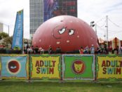 Adult Swim on the Green at Comic-Con International: San Diego 2015.
