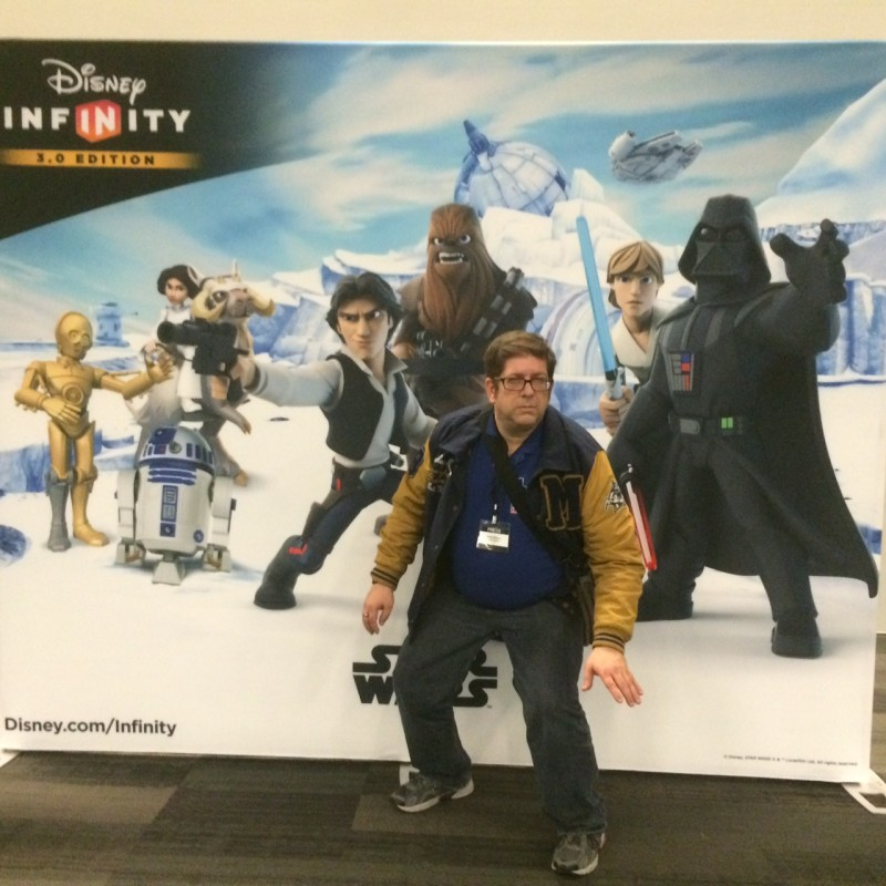 Joining Disney Infinity 3.0...
