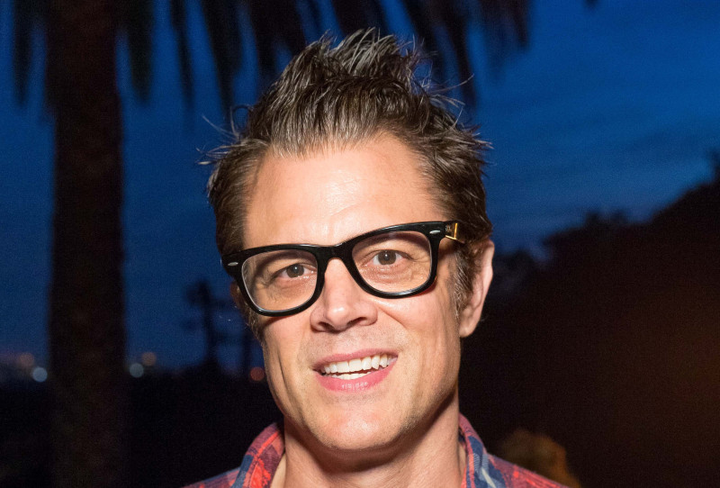 Celebrating the launch of SHYP (shyp.com) held at a private residence in Beverly Hills Featuring: Johnny Knoxville Where: Los Angeles, California, United States When: 20 May 2015 Credit: Drew Altizer/WENN.com
