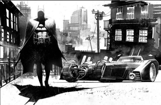 All-Star Batman 1d