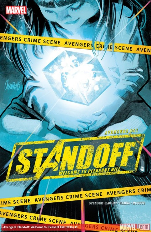 Avengers Standoff Pleasant Hill cover