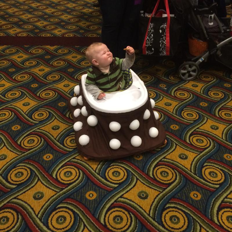Baby Dalek