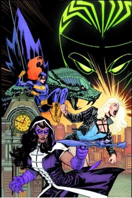 Batgirl and Birds of Prey a