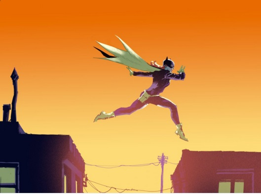 Batgirl b