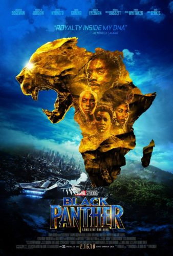 More Amazing Dettrick Maddox Black Panther Posters – Fanboy