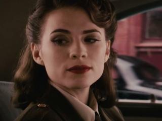 Captain America 4 Peggy